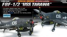 Academy 12313 F8F-1/2 'USS TARAWA'