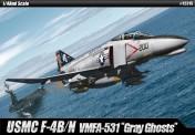 Academy 12315 USMC F-4B/N VMFA-531 'Gray Ghost'