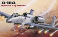 Academy 12402 A-10AQ Operation Iraqi Freedom