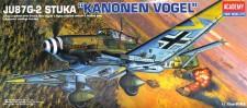 Academy 12404 Ju-87G-2 Kanonenvogel