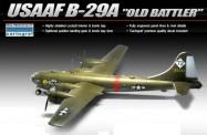 Academy 12517 USAAF B-29A 'Old Battler'