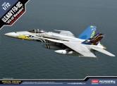 Academy 12534 F/A-18C USN 'VFA-82 Marauderers'