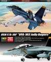 Academy 12535 F/A-18F USN 'VF-103 Jolly Rogers'  MCP