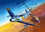 Academy 12546 USAF F-86F 'Korean War'