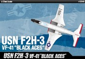 Academy 12548 USN F2H-3 'VF-41 Blach Aces'