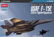 Academy 12550 72 USAF F-15E '333th FIGHTER SQ'