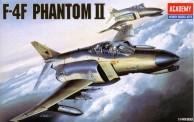 Academy 12611 F-4F Phantom II Luftwaffe
