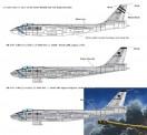 Academy 12618 USAF B-47B