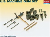 Academy 13262 US Machine GUN Set