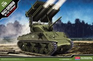 Academy 13294 M4A3 Sherman Calliope
