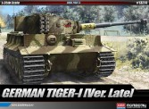 Academy 13314 Tiger I 'Late Version'