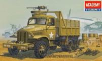 Academy 13402 US 2.5ton cargo Truck und Zubehör