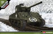 Academy 13500 M4A3(76)W Battle of Bulge  Limitiert!