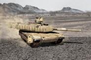 Academy 13504 U.S. Army M1A2 Tusk II LE