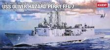 Academy 14102 USS Oliver Hazard Perry FFG-7