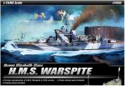 Academy 14105 Queen Elisabeth Class H.M.S. Warspite