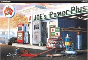 Academy 15122 Joe's Power Plus Service Station