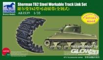 Academy AB3539 Ketten für Sherman T62