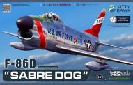 Academy KH32007 F-86D 'Sabre Dog'