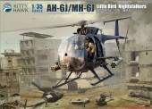 Academy KH50003 AH-6J/MH-6J Little Bird