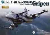Academy KH80117 JAS-39A/C Gripen