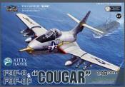 Academy KH80127 F9-F8/P Cougar