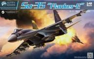 Academy KH80142 Su-35 Flanker E
