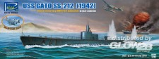 Academy RS20001 U-Boot USS Gato SS-212 Fleet Sub.