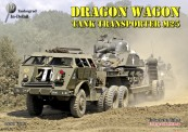 Tankograd TG-DRAG In Detail - Dragon Wagon