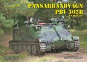 Tankograd TG-FT22 Pansarbandvagn 302 B schwedische M113