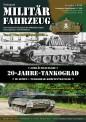 Tankograd TG1-18 Militärfahrzeug 1/2018  20J. Tankograd