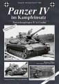 Tankograd TG4006 Panzerkampfwagen IV im Kampfeinsatz