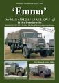 Tankograd TG5040 Spez. EMMA  MAN 630 L2A/L2AE