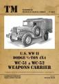 Tankograd TG6031 U.S. WW II Dodge WC51-WC52