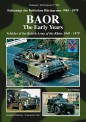 Tankograd TG9003 Fahrzeuge der Britischen Rheinarmee