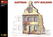 MiniArt 35013 Österreichisches Stadthaus Ruine