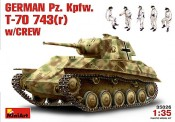 MiniArt 35026 Germ.Pz.Kpw T-70 743