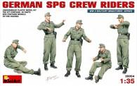 MiniArt 35054 Germ.SPG Crew Riders