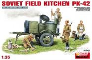 MiniArt 35061 Sowjetische Feldküche KP-42