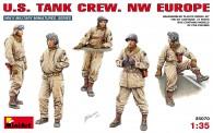 MiniArt 35070 U.S. Panzerbesatzung (Europa)