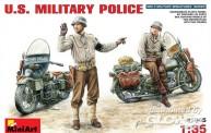 MiniArt 35085 US Militär Police & Motorrad