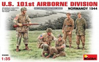 MiniArt 35089 US101 st Airborne Division Normandy 1944