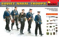 MiniArt 35094 Soviet Naval Troops Special Edition