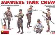 MiniArt 35128 Tank Crew Japaner