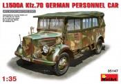 MiniArt 35147 L1500A Germ. Personnel Kfz.70