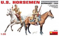 MiniArt 35151 U.S. Horsemen - Normandy 1944