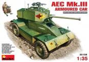 MiniArt 35159 AEC Mk 3 Armoured Car