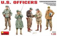 MiniArt 35161 US Officers
