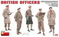 MiniArt 35165 Britisch Officers