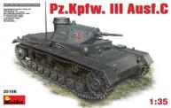 MiniArt 35166 Pz.Kpfw. III Ausf.C